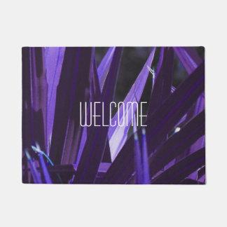 Purple Please Doormat