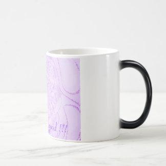 purple polar invasion, Taste.... so good !!! Morphing Mug