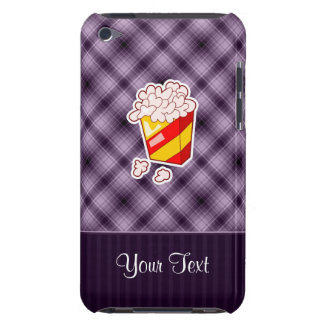 Purple Popcorn Case-Mate iPod Touch Case