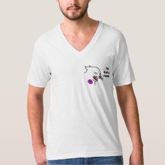 Purple Poppy Remembrance Kucing Shirts