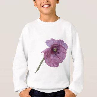 Purple Poppy Sweatshirt