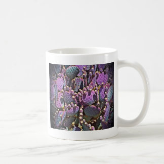 Purple Prickly Pear Coffee Mug
