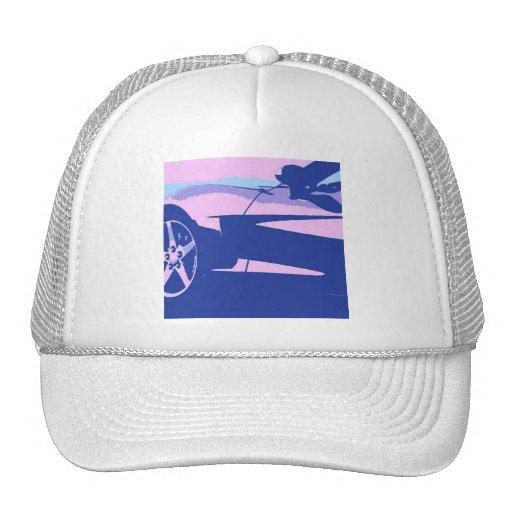 Purple Purple Corvette Hat
