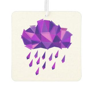 Purple Rain Car Air Freshener