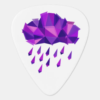Purple Rain Guitar Pick