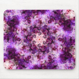 purple rain mouse mat