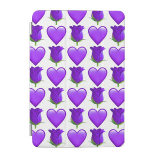 Purple Rose Emoji iPad mini Smart Cover iPad Mini Cover
