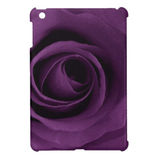 Purple Rose iPad Mini Cases