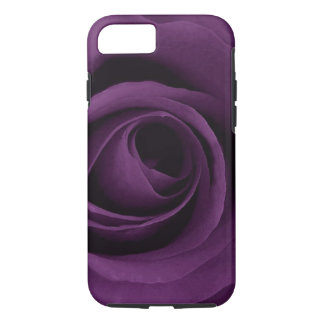 Purple Rose iPhone 8/7 Case