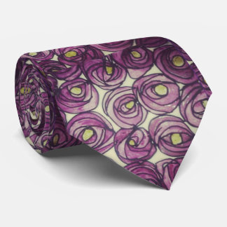 Purple Rose of Glasgow Tie's The Perfect Touch Tie