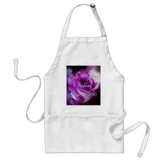 Purple Rose Standard Apron