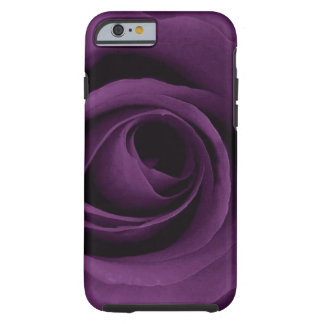 Purple Rose Tough iPhone 6 Case