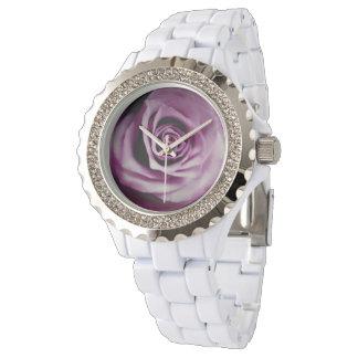 purple rose watch