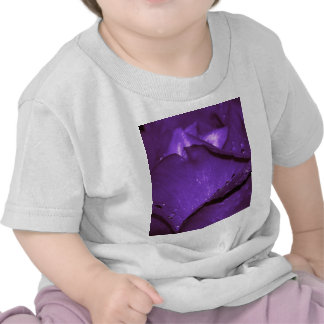 Purple Roses Flower Shirts