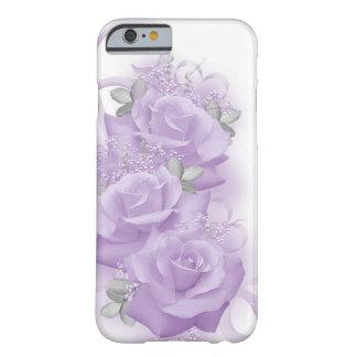 Purple Roses iPhone 6 case