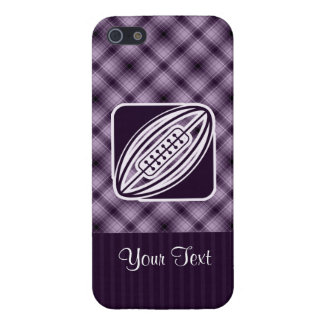 Purple Rugby iPhone 5/5S Case
