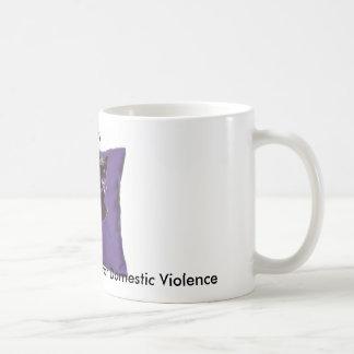 purple satin pillow, International Spokes cat F... Coffee Mug