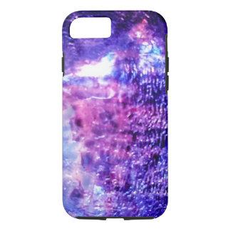 Purple Seashell iphone 7 case mate