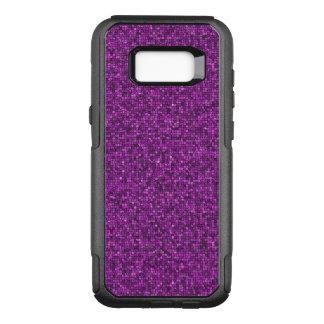 Purple Sequin Look OtterBox Commuter Samsung Galaxy S8+ Case