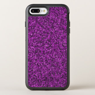 Purple Sequin Look OtterBox Symmetry iPhone 8 Plus/7 Plus Case