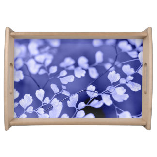 Purple Serving Tray