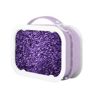 Purple Shag Lunchboxes