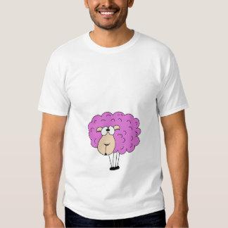 Purple sheep tshirt