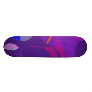 Purple Skate Boards