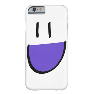 Purple Smiley Face iPhone 6 Case
