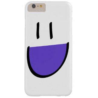 Purple Smiley Face iPhone 6 Plus Case