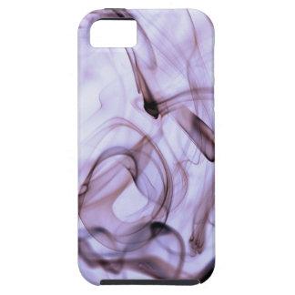 Purple Smoking Art iPhone 5 Cover