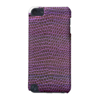 Purple Snake Skin I Pod Touch Case 1 iPod Touch (5th Generation) Cover