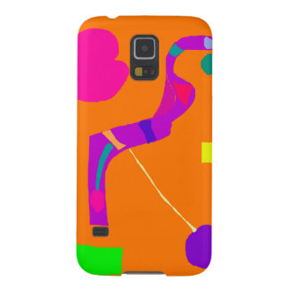 Purple Snake Wise Wit Green Egg Play Swift Galaxy S5 Covers
