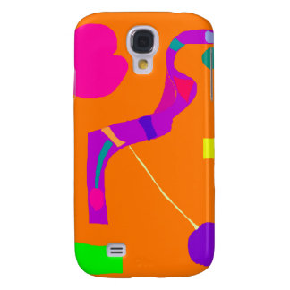 Purple Snake Wise Wit Green Egg Play Swift Galaxy S4 Cases