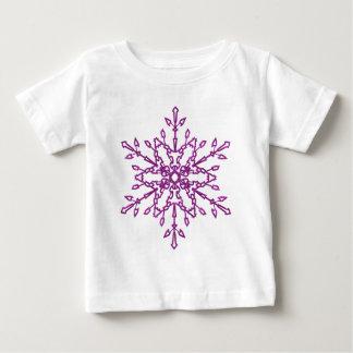 Purple Snowflakes T-shirt