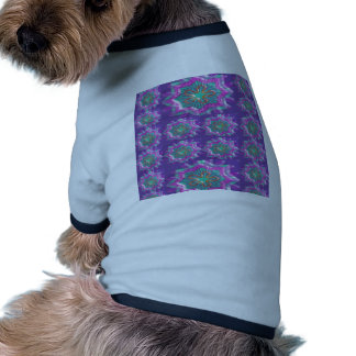 PURPLE Sparkle Star Pattern Goodluck Holy fun GIFT Pet Clothing