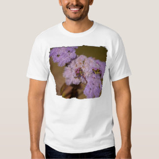 Purple Spiky Flower; No Text T-shirts