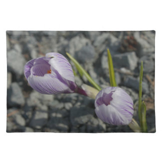 Purple Spring Place Mat