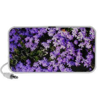 'Purple Springtime' Doodle Speaker