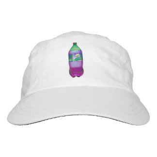 Purple sprite plain cap