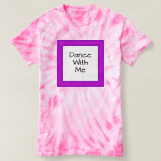 Purple Square Dance with me T-Shirt