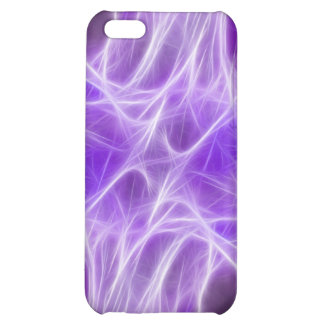 Purple Star 1 iPhone 5C Covers