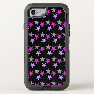 Purple Star Night Case