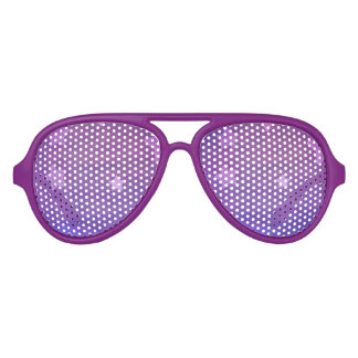 Purple Stars Shades