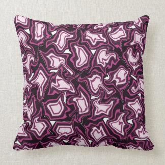 Purple storm cushion