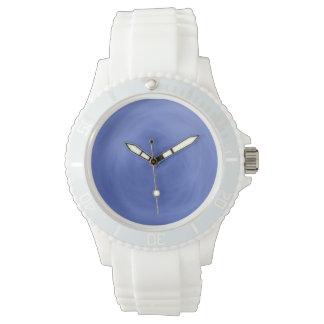 Purple swirl watch