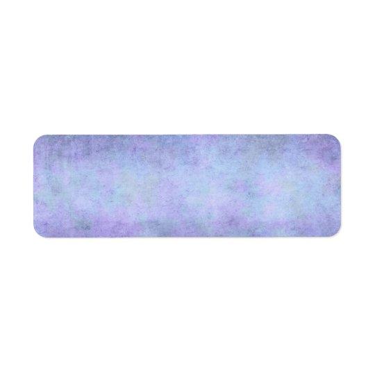 Purple, Teal Blue, Aqua, and Violet Watercolor