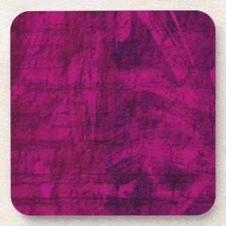 Purple Texture Coaster