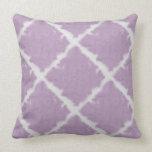 Purple Tie Dye Pillow