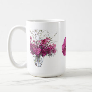 Purple Tiger Orchids Mug
